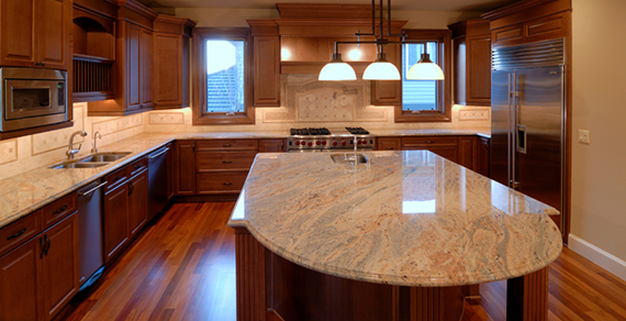 how to clean and shine marble tile