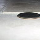 lippage on natural stone floor