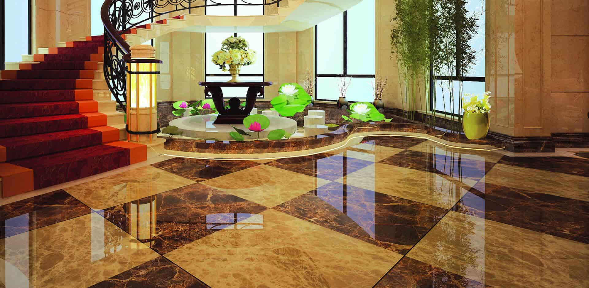 Marble polishing grout cleaning st augustine daytona remedy your marble floor polishing experts solutioingenieria Images